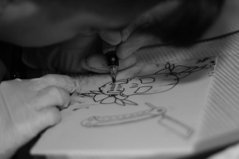 Curso de Tatuaje Práctico Profesional Intensivo